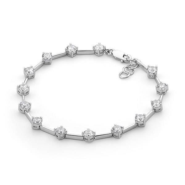 Ellani cubic zirconia bracelet