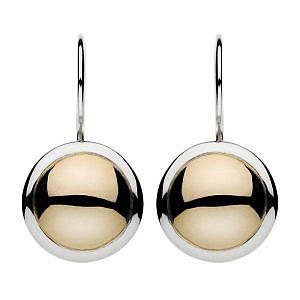Najo golden glow earrings