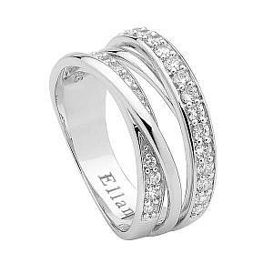 Ellani cubic zirconia ring