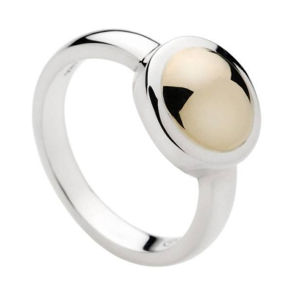 Najo golden glow ring