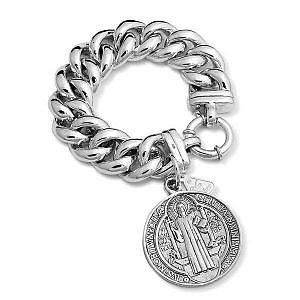 Von Treskow big mama Saint Benedict bracelet
