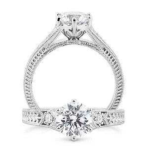 Andrew Mazzone Engagement Rings