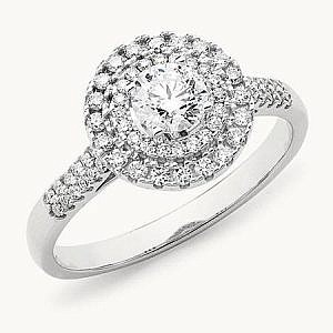 Engagement. Rings