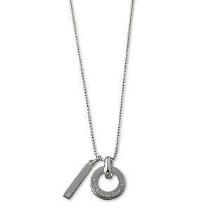 Von Treskow disc necklace