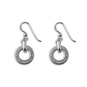 Von Treskow disc earrings