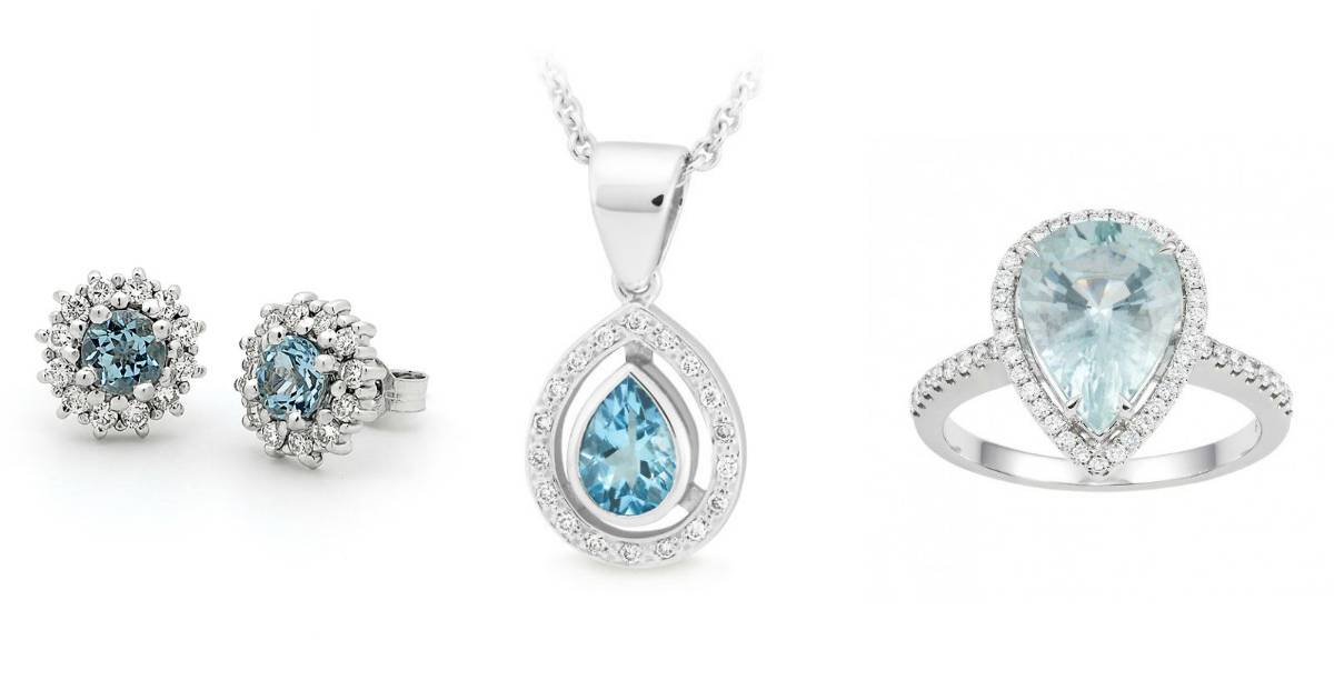 The romantic aquamarine – March birthstone