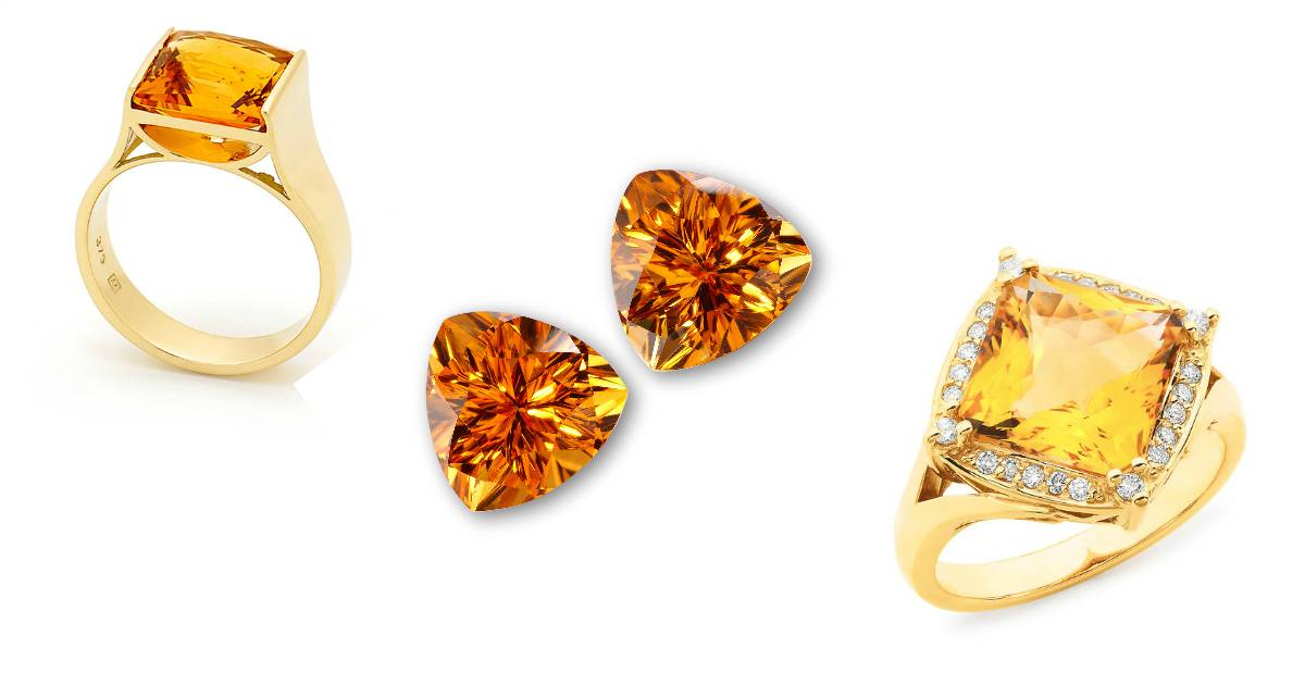 The captivating citrine – November birthstone