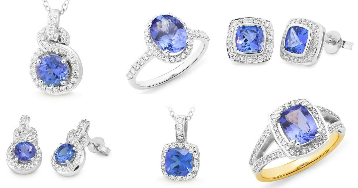 The tempting tanzanite – December birthstone