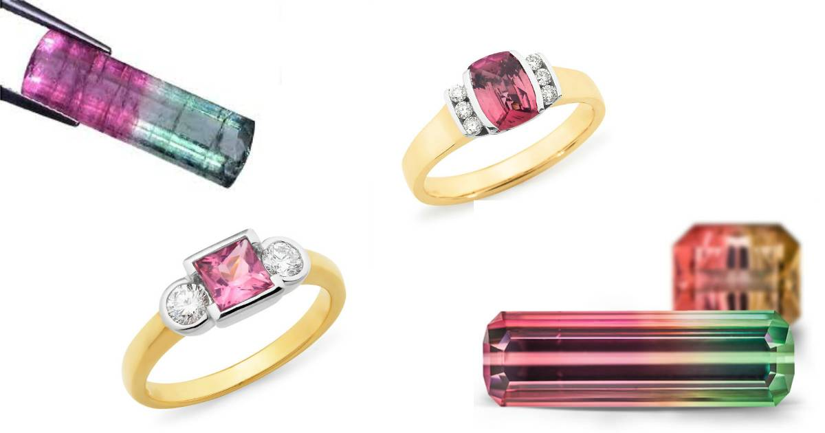 The tantalising tourmaline – October birthstone