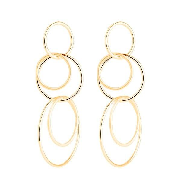 Najo.yellow.rhythm.earrings
