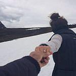 Mazzone blog Kara ring on hand 3