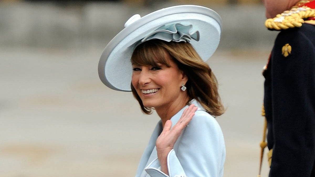 Carole-Middleton-royal-wedding. mother of the bride
