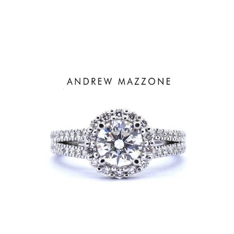 Andrew Mazzone Design Jeweller custom made engagement rings